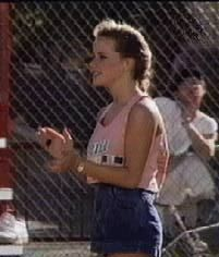 """""""Cant Buy Me Love"""" movie. The Forenza, Limited and Espirit gear in this movie. 80s And 90s Fashion, I Love Fashion, Fashion Styles, 80s Movies, Film Movie, Amanda Peterson, Can't Buy Me Love, Teen Witch, Classic Comedies"""