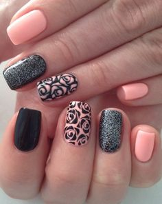 Hey there lovers of nail art! In this post we are going to share with you some Magnificent Nail Art Designs that are going to catch your eye and that you will want to copy for sure. Nail art is gaining more… Read more › Funky Nails, Cute Nails, Pretty Nails, Nail Art Design Gallery, Best Nail Art Designs, Funky Nail Designs, Awesome Designs, Fabulous Nails, Gorgeous Nails