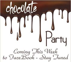 #Dove #Chocolate Discoveries party coming soon to FaceBook #DoveChocolate