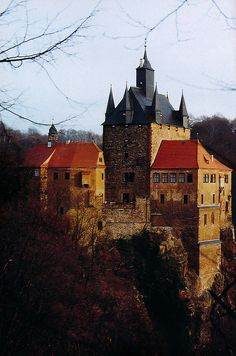 poetischer titel.Kriebstain castle**.