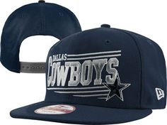Dallas Cowboys New Era 9FIFTY A-Frame Angular Snapback Hat