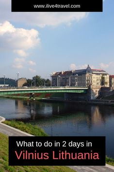 Read about what to do if you have 2 days in Vilnius, Lithuania. There is so much to do and a lot of free things, read about it here. Best Travel Guides, Europe Travel Guide, Europe Destinations, Spain Travel, Croatia Travel, Hawaii Travel, Holiday Destinations, Budget Travel, Italy Travel