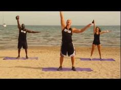 20 Minute Kettlebell Boot Camp Workout with Ryan Shanahan - YouTube