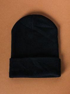 Cashmere Tova Hat in Black
