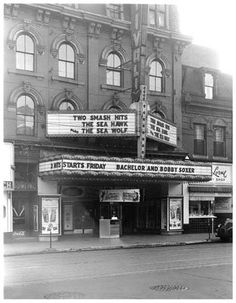 Tivoli Theatre : So Haunted in Hamilton - Ghost Articles Most Haunted Places, Famous Places, The Good Witch Series, Tivoli Theater, Hamilton Ontario Canada, Dundas Ontario, Site History, Historical Pictures, Old Pictures