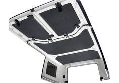 Jeep Accessory - Boom Mat Jeep Wrangler Hard Top Sound Deadener / Insulation - JK