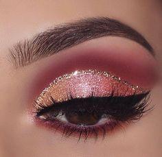 Makeup Eye Looks, Eye Makeup Tips, Smokey Eye Makeup, Makeup For Brown Eyes, Cute Makeup, Makeup Goals, Gorgeous Makeup, Pretty Makeup, Eyeshadow Makeup