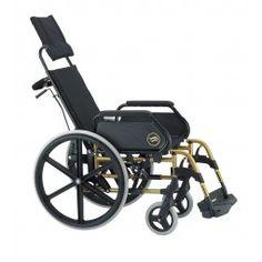 Silla de ruedas plegable con respaldo reclinale Breezy 250 SUNRISE MEDICAL. #antiescaras. #Silladeruedas #movilidad #accesibilidad #escaras #terceraedad #mayores #discapacidad #ortopedia #ortopediaplus #Wheelchair #aluminio #aluminium #orthopedia #orthopedic
