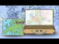 Europese Verhalenkoffer vol gesproken verhalen en vragen voor groep 7 / 8 basisschool. De ´ijdele Kaart´ vertelt over de lidstaten van de Europese Unie. Er zijn ook verhalen voor groep 5 / 6. Maak de les nog leuker door de echte koffer te lenen. Meer weten? EU.nl -> Onderwijs