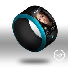 Wearable technology - smartwatch! Tech. Gadgets!