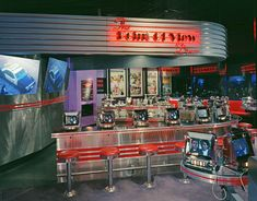 """1950s Diner   