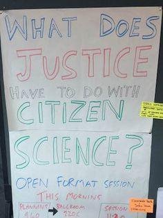 2015 Citizen Science Conference: Updates from the Field