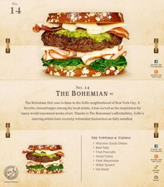 40 Of The Most Delicious-Looking Cheese Burger Combinations Ever - UltraLinx Dog Recipes, Burger Recipes, Cooking Recipes, Recipies, Burger Menu, Gourmet Burgers, Junk Food, Burger Dogs, Beef Burgers