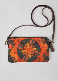 Leather Statement Clutch - Bohemian Lace by VIDA VIDA pCUmlK