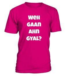 "# Weh Gaan Ahn Gyal?- What's Up Girl Belize Kriol T-Shirt .  Special Offer, not available in shops      Comes in a variety of styles and colours      Buy yours now before it is too late!      Secured payment via Visa / Mastercard / Amex / PayPal      How to place an order            Choose the model from the drop-down menu      Click on ""Buy it now""      Choose the size and the quantity      Add your delivery address and bank details      And that's it!      Tags: Belize is a Central…"