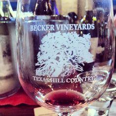 .@air_force_runner   #wine #hillcountry #texas #beckervineyards   Webstagram - the best Instagram viewer