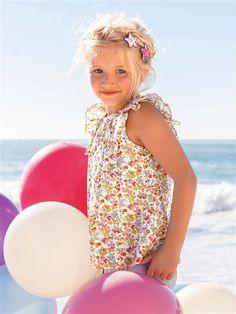 Liberty summer dress :: vestido de verano en Liberty