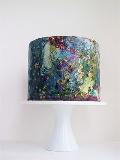 @Kathleen DeCosmo ♡♡ #Cakes ♡♡  Portfolio « Maggie Austin Cake  >>> I think this is the most beautiful cake I have ever seen!
