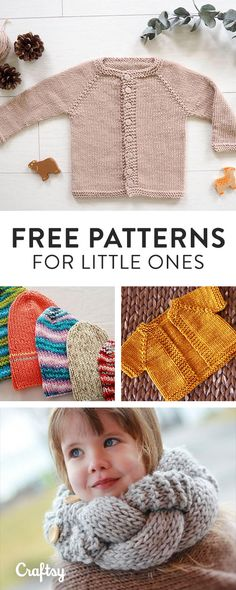 Warning: These FREE patterns will make that special little someone even more of a cutie! Select from beautiful designs that are perfect for spoiling precious little ones with the comfort they deserve.