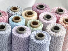 Coloured Bakers Twine for invites etc. $5.00