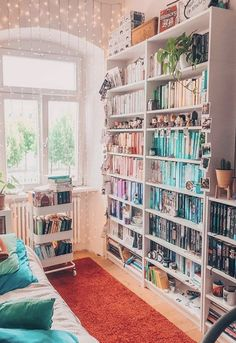 Home Library Rooms, Home Library Design, Home Libraries, Room Design Bedroom, Room Ideas Bedroom, Bedroom Decor, Dream Rooms, Dream Bedroom, Bookshelf Inspiration