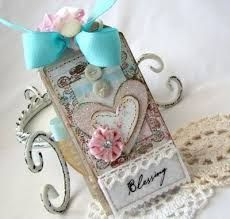 Image result for shabby chic gift tags