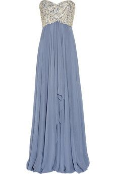 If this was purple this would be the most perfect dress!