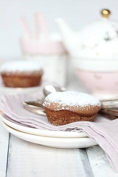 Lisbeths Cupcakes - Schokoküchlein mit flüssigem Kern