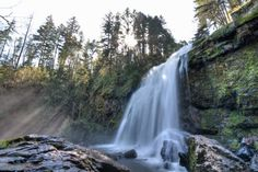 These gentle trails (perfect for little feet) lead to our region's most amazing waterfalls.