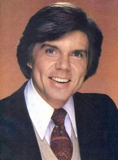 Handsome John Davidson. Saw him in a production of Oklahoma, and two concerts back in the day.
