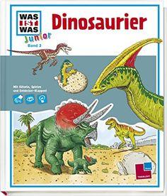 Dinosaurier (Was ist was / Junior, Band 3) von Sabine Stauber http://www.amazon.de/dp/3788615923/ref=cm_sw_r_pi_dp_KBIxvb14M00CF