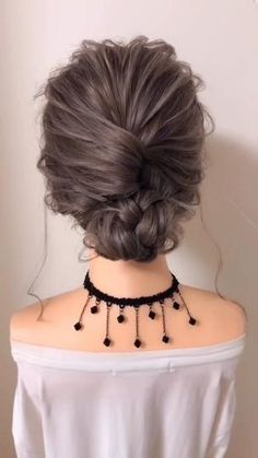 Step By Step Hairstyles, Easy Hairstyles For Long Hair, Pretty Hairstyles, Braided Hairstyles, Medium Length Updo Hairstyles, Simple Party Hairstyles, Casual Updos For Long Hair, Running Late Hairstyles, Medium Hair Braids