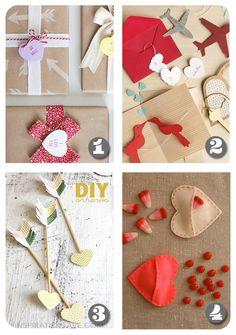 Lula Louise: DIY Roundup - Valentine's Day Crafts