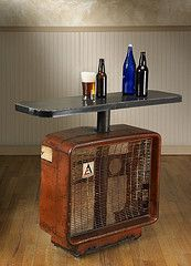 For Dad - Allis Chalmers Bar Table