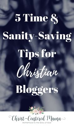 """""""As a Christian blogger, you ultimately want to point people to Christ! Not yourself. However... It's ok to have fun while running a Christian blog. It's even fun to celebrate growth. But if your Christian blog starts to become more important to you than your relationship with your Heavenly Father... it's time for a heart check."""""""