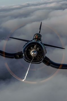 F4U-5N by Moose Peterson....the most beautiful aircraft ever made (in my opinion only)