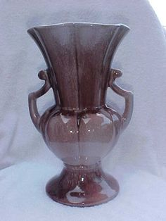 GONDER USA Pottery Vase