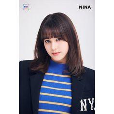 "Instagram의 NiziU님: ""Nizi Project Part 2  🌈Nizi練習生のプロフィール写真公開😍❤️ #NINA"" K Pop, Reality Shows, Pre Debut, Doja Cat, Find Girls, Japanese Girl Group, Profile Photo, New Set, Mamamoo"