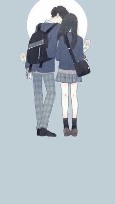 Cung Cấp Stock Cho Edit Photos Sưu tầm ảnh - Photo Editing - Edit photos with online editing tools - Cung Cấp Stock Cho Edit Photos Sưu tầm ảnh Wattpad Couple Anime Manga, Anime Cupples, Anime Love Couple, Cute Anime Couples, Kawaii Anime, Cute Couple Drawings, Anime Couples Drawings, Cute Couple Art, Cute Drawings