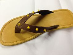 Hand made sandals for man