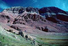 A pic from Wikimedia Commons library of Northeast Greenland National Park