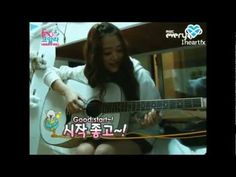 f(x) Members Play Musical Instruments - YouTube