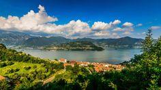 Lake Iseo, Lombardy