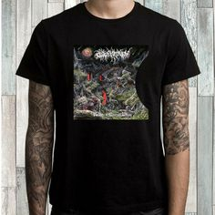 New STYX Crystal Ball American Rock Band Men/'s Black T-Shirt Size S-3XL