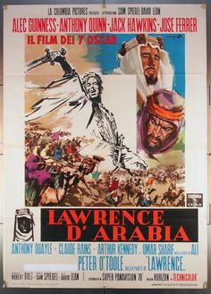 MovieArt Original Film Posters - LAWRENCE OF ARABIA (1962) 26787, $550.00 (https://www.movieart.com/lawrence-of-arabia-1962-26787/)