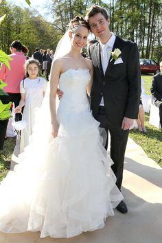 Svatby v Benátkách - Svatební šaty princeznovské z NUANCE