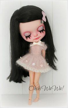 OhchiWaWa! Spring Dress in pale pink by OhChiWaWa!, via Flickr