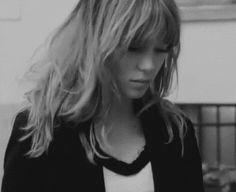 Léa Seydoux in Petit Tailleur, 2010 dir by Louis Garrel.