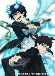 Blue Exorcist / Status: Watched