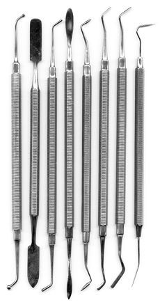 Pottery Tools, Stainless